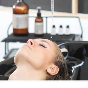 TRATTAMENTO HYDRO-DHARA parrucchieri napoli